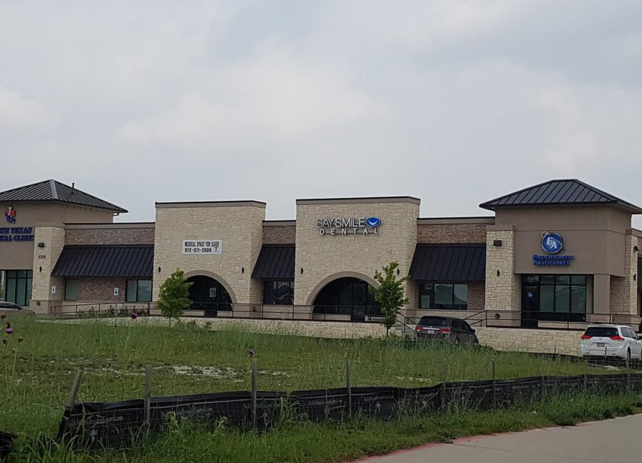 For Lease – 1760 sq ft at hard intersection of SH 121 and Independence Pkwy, Frisco, TX